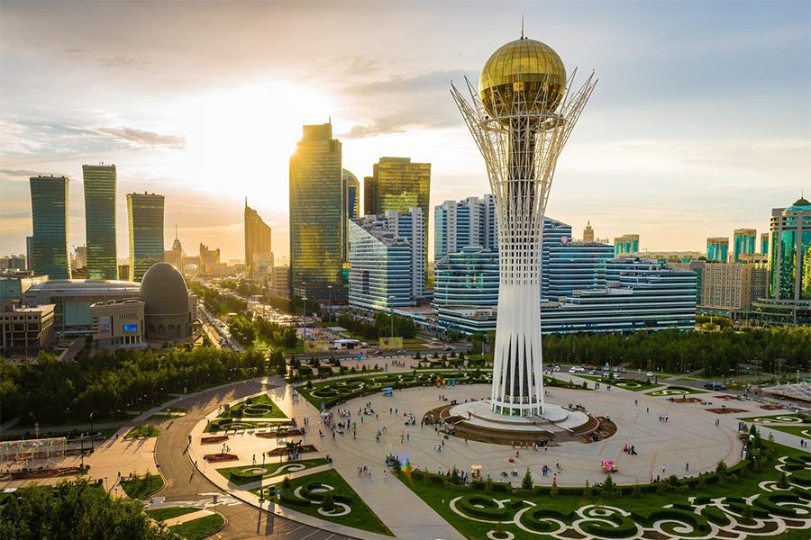 """ATM in Conferentie in de Republiek Kazachstan: """"Digital technologies in the design and operation of water supply and sanitation systems. Ervaring en vooruitzichten"""""""