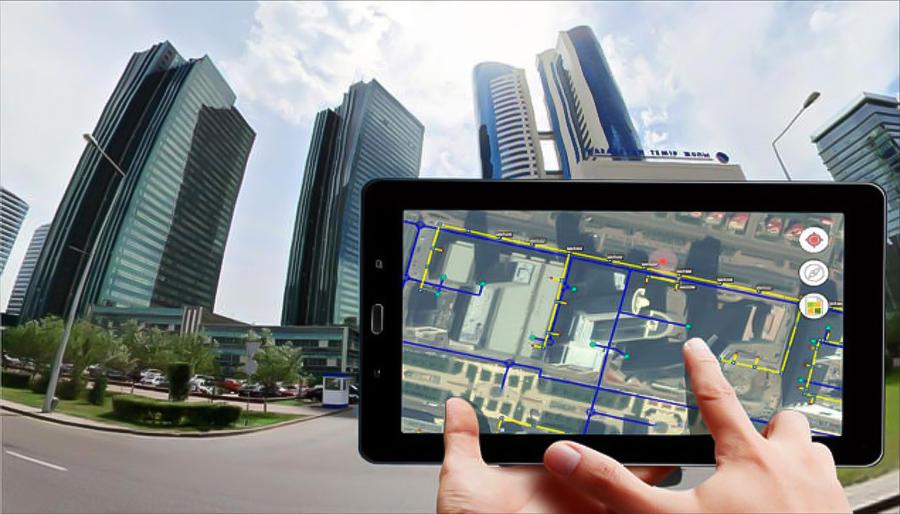 ATM Geo-informatieprojecten